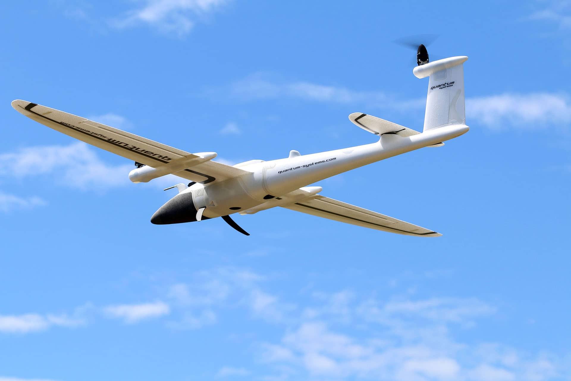 Drone survol
